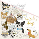 Kaisercraft - Kaisercolour - Coloring Book - Cats and Dogs