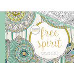 Kaisercraft - Kaisercolour - Postcard Book - Free Spirit