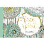 Kaisercraft - Kaisercolour - Postcard Book - Free Spirit