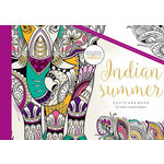 Kaisercraft - Kaisercolour - Postcard Book - Indian Summer