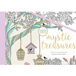 Kaisercraft - Kaisercolour - Postcard Book - Mystic Treasures