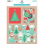 Kaisercraft - Captured Moments Collection - Journal Card Kit - Mistletoe Kisses
