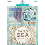 Kaisercraft - Captured Moments Collection - Journal Card Kit - Sunkissed