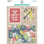 Kaisercraft - Captured Moments Collection - Journal Card Kit - Treasure Chest