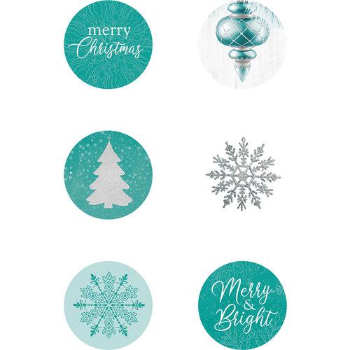 Kaisercraft - Christmas - Let It Snow Collection - Curios