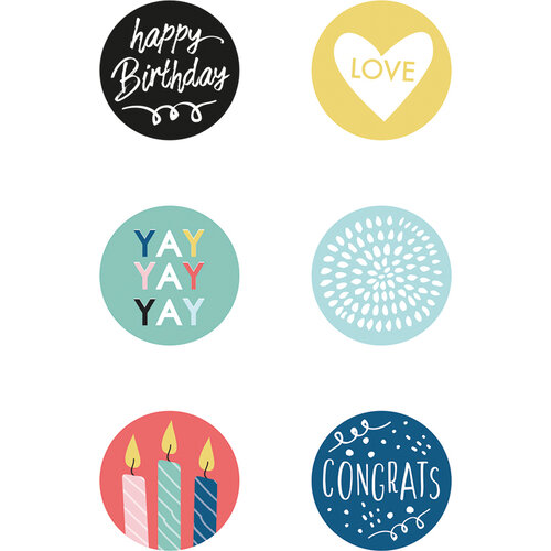 Kaisercraft - Oh Happy Day Collection - Curios