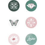Kaisercraft - Lily and Moss Collection - Curios