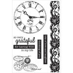 Kaisercraft - Provincial Collection - Clear Acrylic Stamps