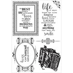 Kaisercraft - Story Book Collection - Clear Acrylic Stamps