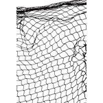 Kaisercraft - Clear Acrylic Stamps - Background - Fishing Net