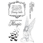 Kaisercraft - Fairy Garden Collection - Clear Acrylic Stamps