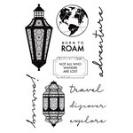 Kaisercraft - Journey Collection - Clear Acrylic Stamps