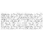 Kaisercraft - Texture - Clear Acrylic Stamp - Script