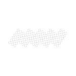 Kaisercraft - Texture - Clear Acrylic Stamp - Chicken Wire