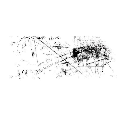 Kaisercraft - Texture - Clear Acrylic Stamp - Sketchy