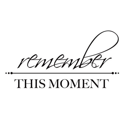 Kaisercraft - Clear Acrylic Stamps - Mini - Remember this Moment