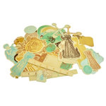 Kaisercraft - Madame Boutique Collection - Collectables - Die Cut Cardstock Pieces