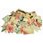 Kaisercraft - Tropicana Collection - Collectables - Die Cut Cardstock Pieces