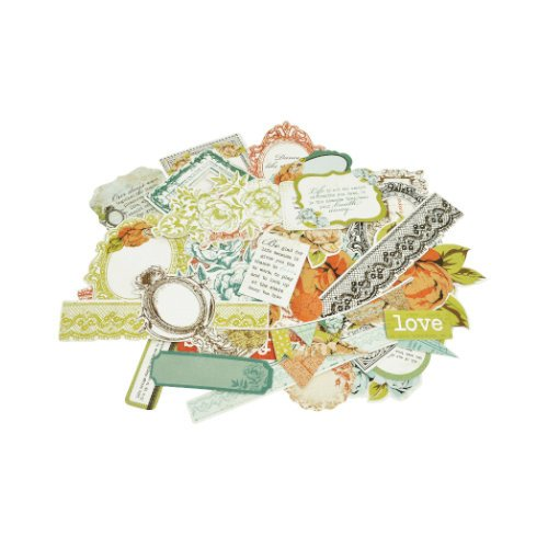 Kaisercraft - Marigold Collection - Collectables - Die Cut Cardstock Pieces