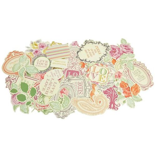Kaisercraft - Flora Delight Collection - Collectables - Die Cut Cardstock Pieces