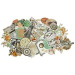 Kaisercraft - Miss Empire Collection - Collectables - Die Cut Cardstock Pieces