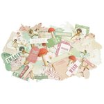 Kaisercraft - Enchanted Garden Collection - Collectables - Die Cut Cardstock Pieces
