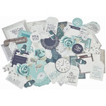 Kaisercraft - Blue Bay Collection - Collectables - Die Cut Cardstock Pieces