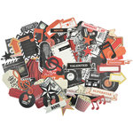 Kaisercraft - On Stage Collection - Collectables - Die Cut Cardstock Pieces