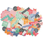 Kaisercraft - Chase Rainbows Collection - Collectables - Die Cut Cardstock Pieces