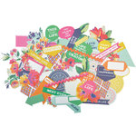 Kaisercraft - Fiesta Collection - Collectables - Die Cut Cardstock Pieces