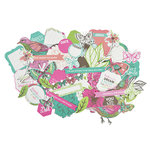 Kaisercraft - Fly Free Collection - Collectables - Die Cut Cardstock Pieces