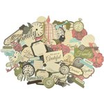 Kaisercraft - Generations Collection - Collectables - Die Cut Cardstock Pieces