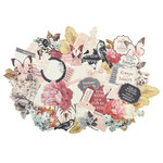 Kaisercraft - Ma Cherie Collection - Collectables - Die Cut Cardstock Pieces