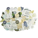 Kaisercraft - Provincial Collection - Collectables - Die Cut Cardstock Pieces