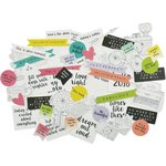 Kaisercraft - My Year, My Story Collection - Collectables - Die Cut Cardstock Pieces