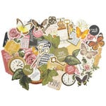 Kaisercraft - Treasured Moments Collection - Collectables - Die Cut Cardstock Pieces