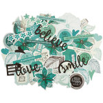 Kaisercraft - Sea Breeze Collection - Collectables - Die Cut Cardstock Pieces