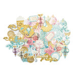 Kaisercraft - Christmas Wishes Collection - Collectables - Die Cut Cardstock Pieces