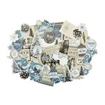 Kaisercraft - Frosted Collection - Christmas - Collectables - Die Cut Cardstock Pieces