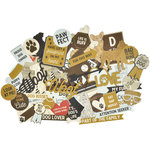 Kaisercraft - Pawfect Collection - Collectables - Die Cut Cardstock Pieces - Dog