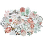 Kaisercraft - Sage and Grace Collection - Collectables - Die Cut Cardstock Pieces