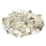 Kaisercraft - Christmas Edition Collection - Collectables - Die Cut Cardstock Pieces