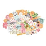 Kaisercraft - Havana Nights Collection - Collectables - Die Cut Cardstock Pieces