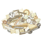 Kaisercraft - Documented Collection - Collectables - Die Cut Cardstock Pieces