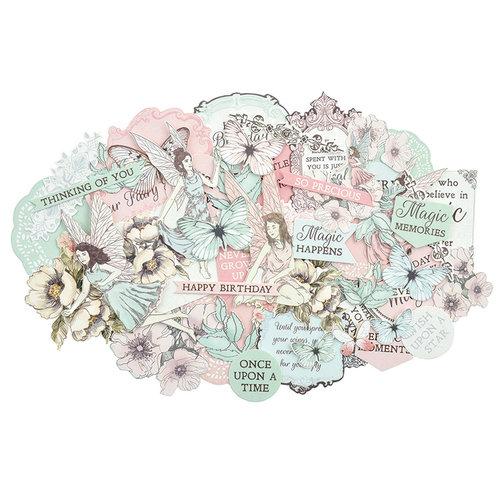 Kaisercraft - Fairy Garden Collection - Collectables - Die Cut Cardstock Pieces