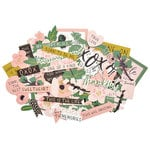Kaisercraft - Fleur Collection - Collectables - Die Cut Cardstock Pieces
