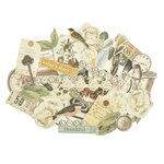 Kaisercraft - Anthology Collection - Collectables - Die Cut Cardstock Pieces