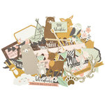 Kaisercraft - Hide and Seek Collection - Collectables - Die Cut Cardstock Pieces