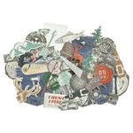 Kaisercraft - Mountain Air Collection - Collectables - Die Cut Cardstock Pieces