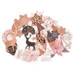 Kaisercraft - Sparkle Collection - Collectables - Die Cut Cardstock Pieces